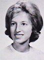 Roberta Worrick - college graduation