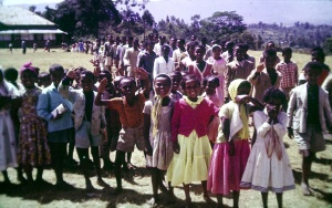 Photo 6. Ras Desta Students-1962.