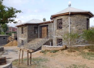 Old Adwa Cultural Museum rebuilt on site of grandfather's home