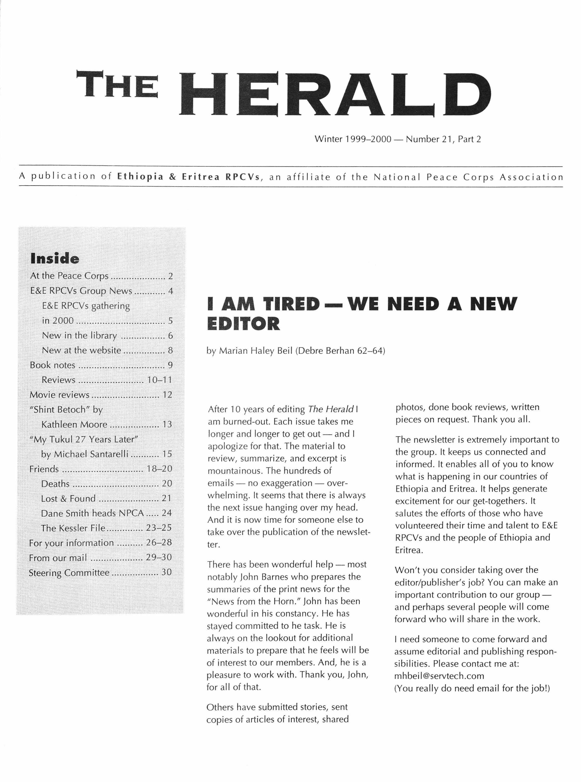 The Herald  Archives | The Herald
